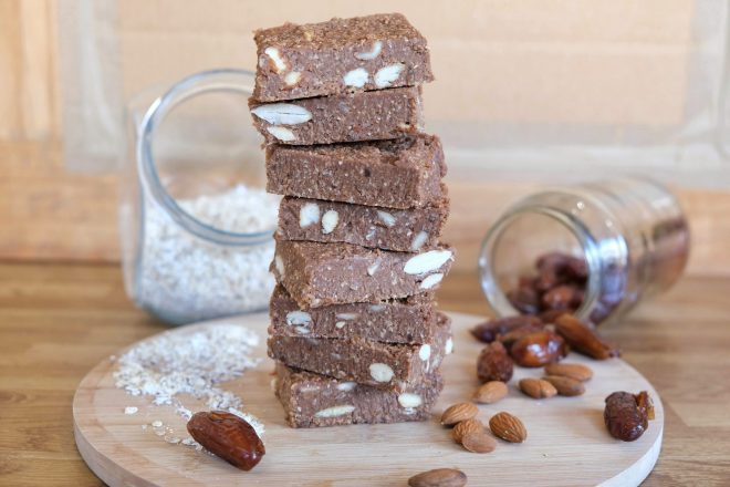 Raw cacao bar recipe