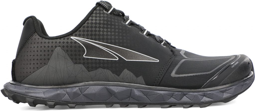 Altra superior 4.5 trail runners
