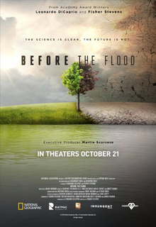 Before the Flood Environmental Documentary
