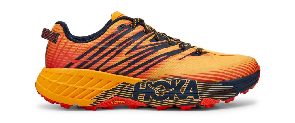 HOKA-ONE-ONE-Speedgoat vegan trail runners
