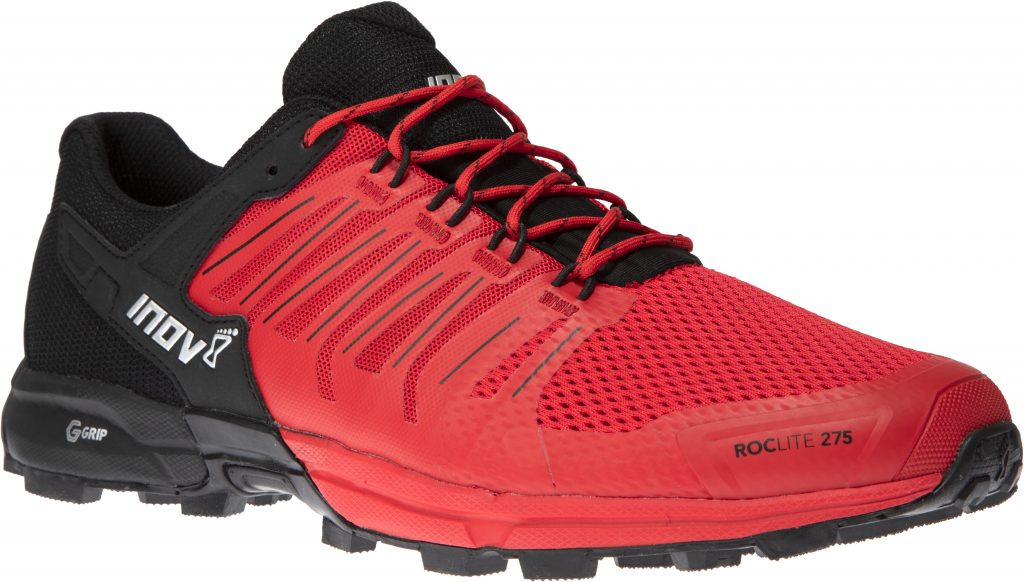 Inov-8 Roclite G 275 vegan-friendly trail running shoes