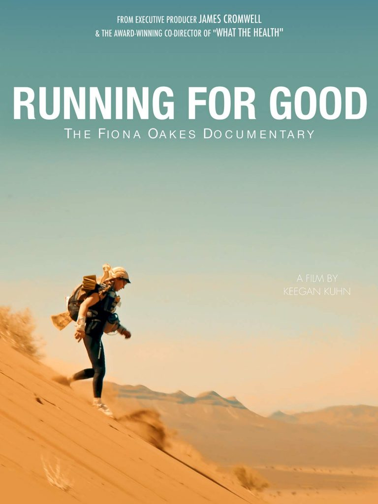 Running For Good Fiona Oakes Vegan Documentary