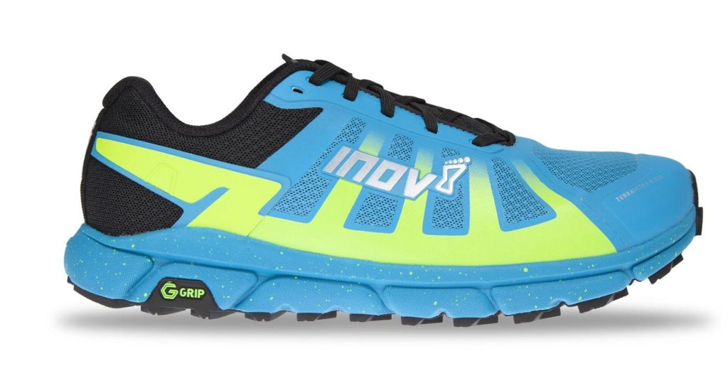 inov8 terraultra vegan trail shoes