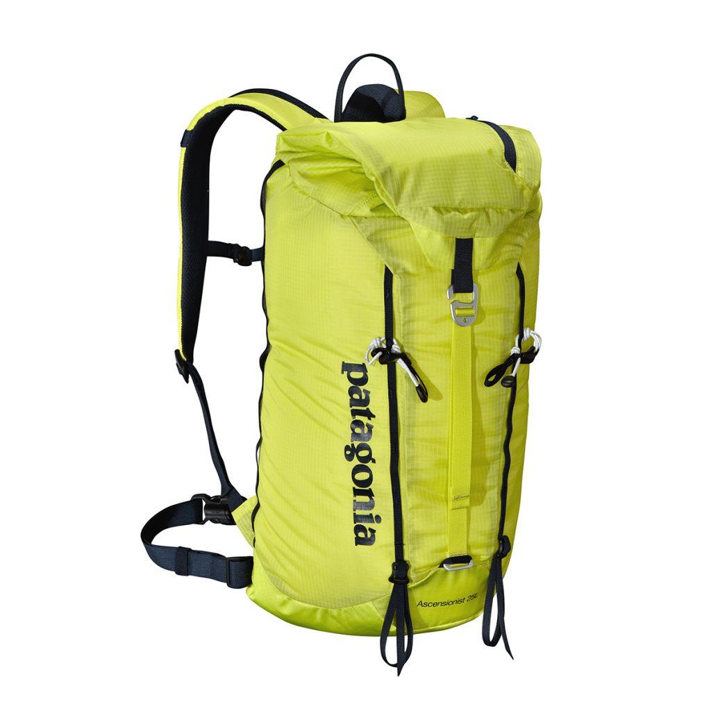 Patagonia backpack ascenscionist