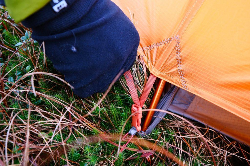 Vaude hogan pulley system