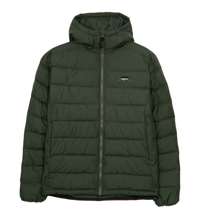 Finisterra recycled insulated jacket mens