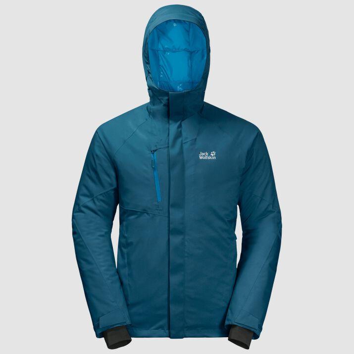 JAck wolfskin troposphere synthetic winter coat