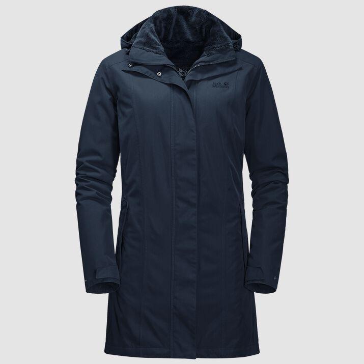 Jack wolfsin women's synthetic winter jacket