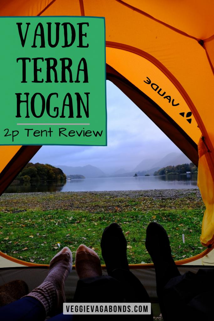 Terra Hogan Tent review pin