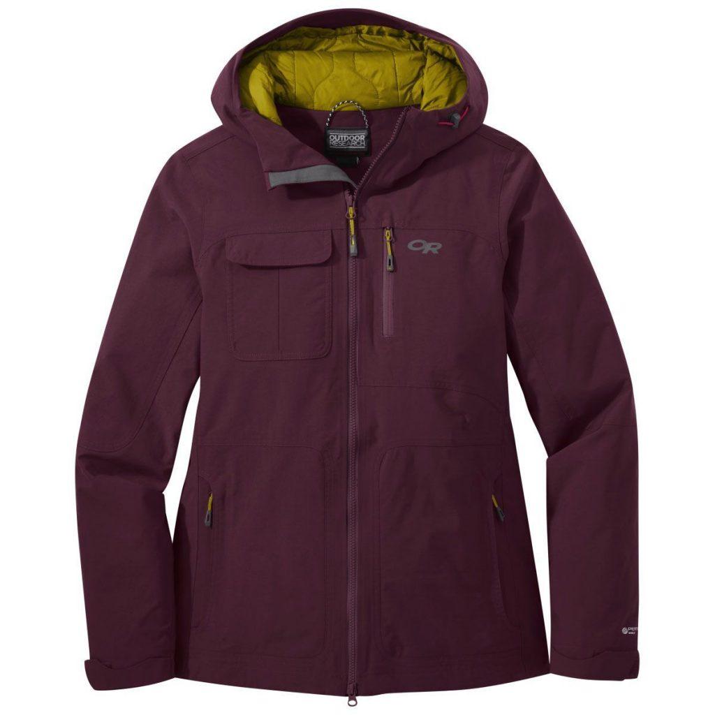 Women's outdoor research blackpowder ii vegan insulated coat