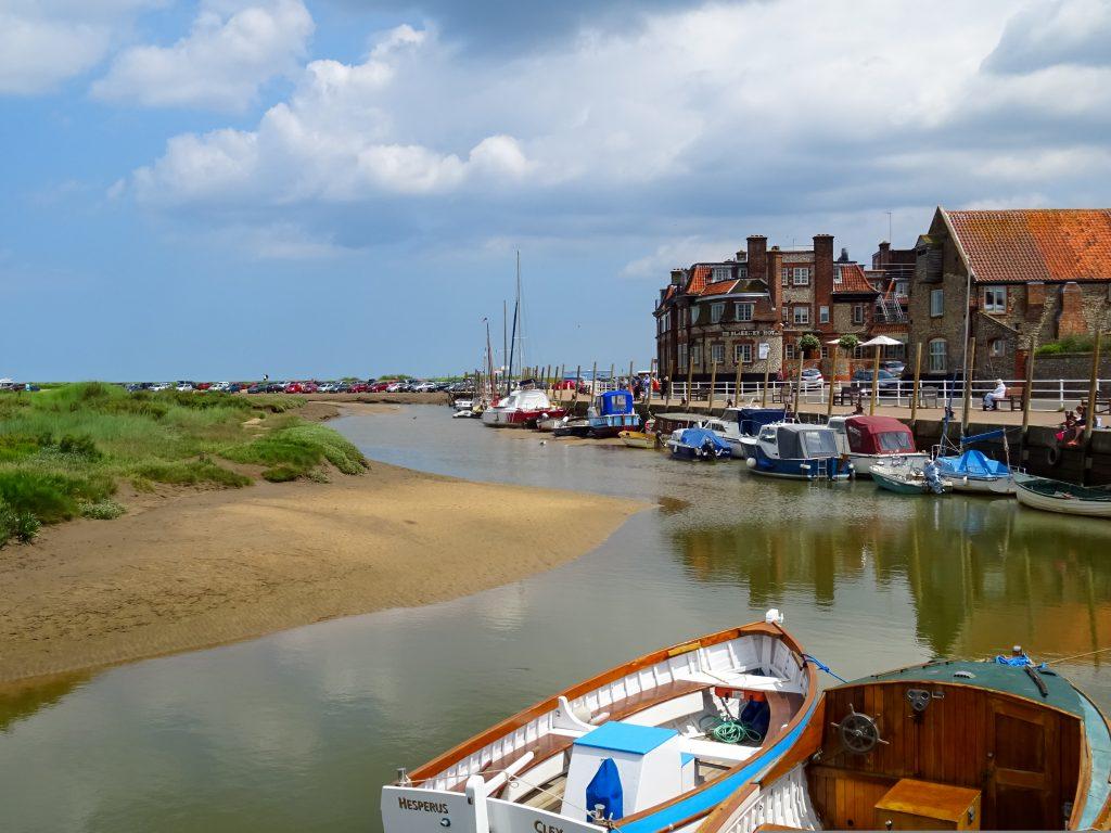 UK seaside town