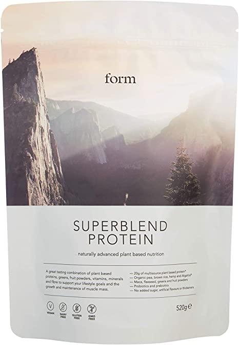 Form Superblend Vegan Protein