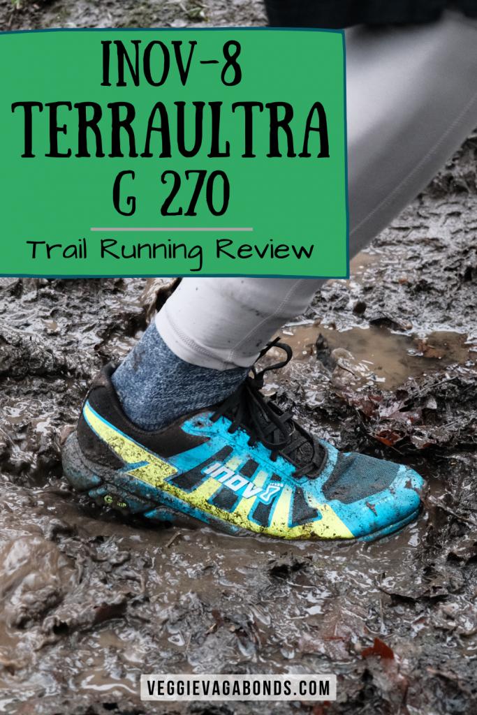 Inov-8 Terraultra G 270 Review pin