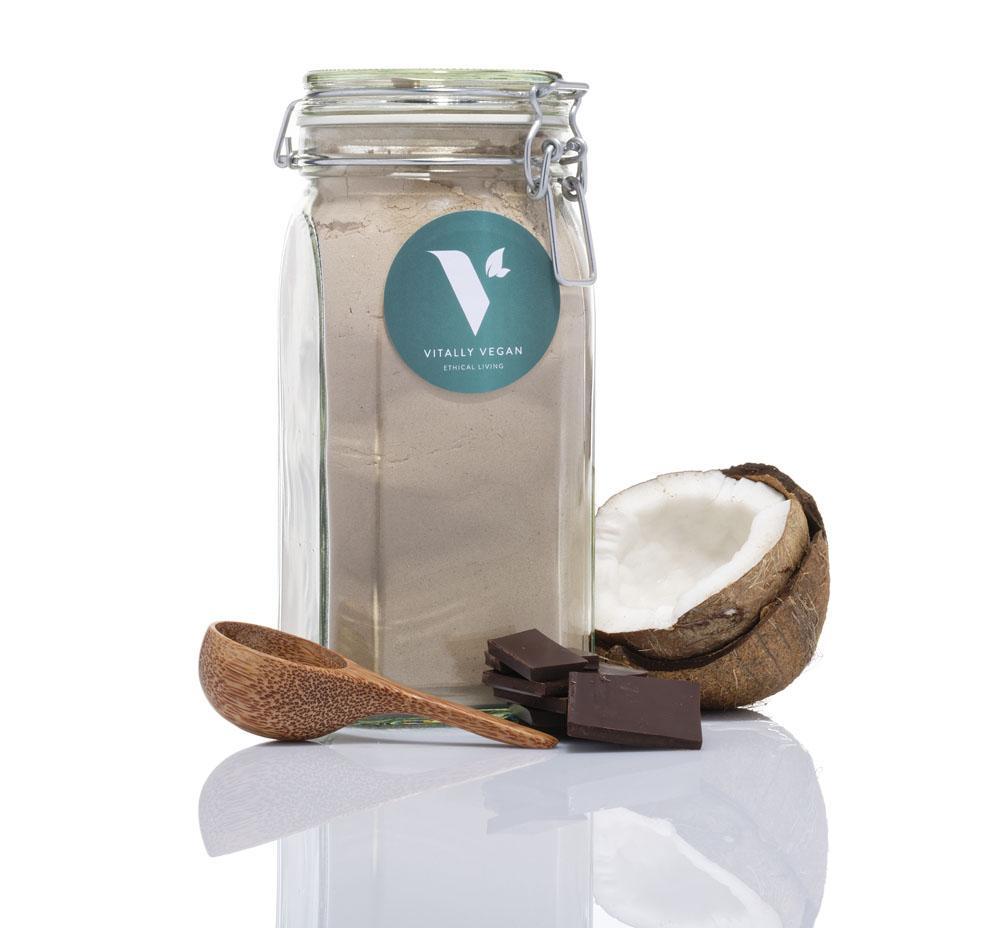 Vitally vegan organic vegan protein powder