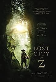 Lost City of Z Adventure movie
