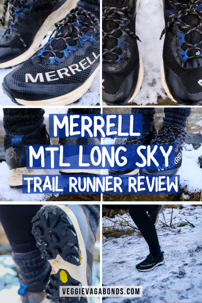 Merrell MTL Long Sky review pin