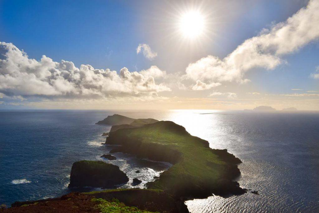Ponta de Sao Lourenco trail, Madeira hiking