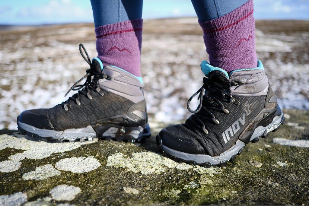 Inov8 roclite pro g 400 gore-tex walking boots review