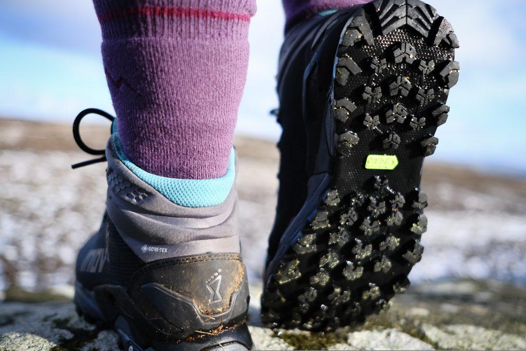 Inov 8 rocklite pro g 400 gtx mens walking boot - black