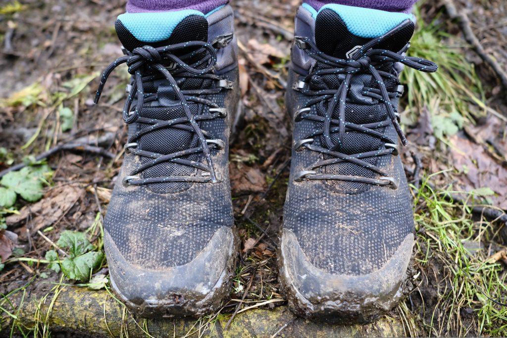Inov-8 Roclite Pro Review - Gore-tex walking boots