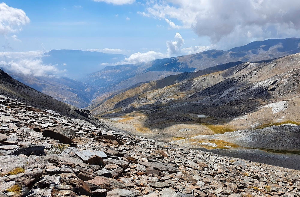 Hiking the 3000-meter peaks in Sierra Nevada - Linn Haglund