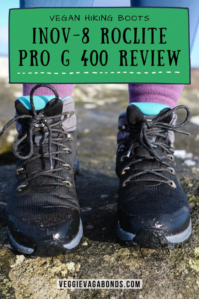 Inov-8 Roclite Pro G 400 gore-tex review