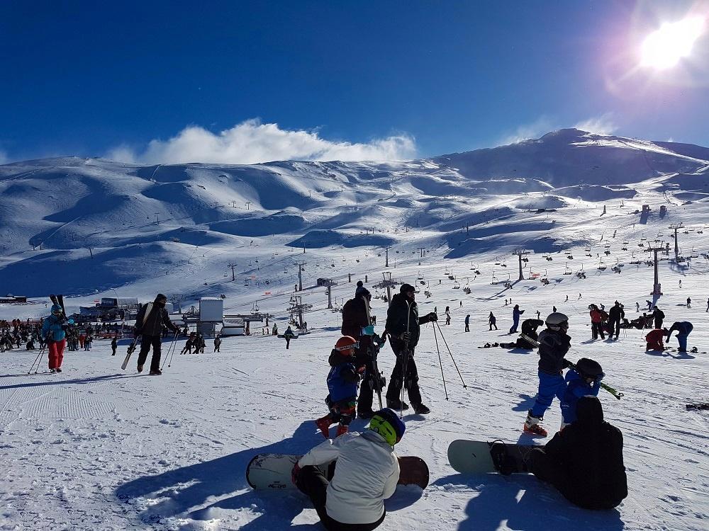 Sierra Nevada ski station-01 - Linn Haglund