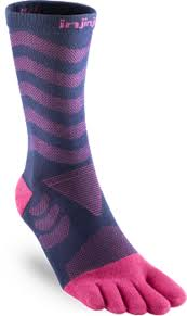 Injinji vegan trail running sock