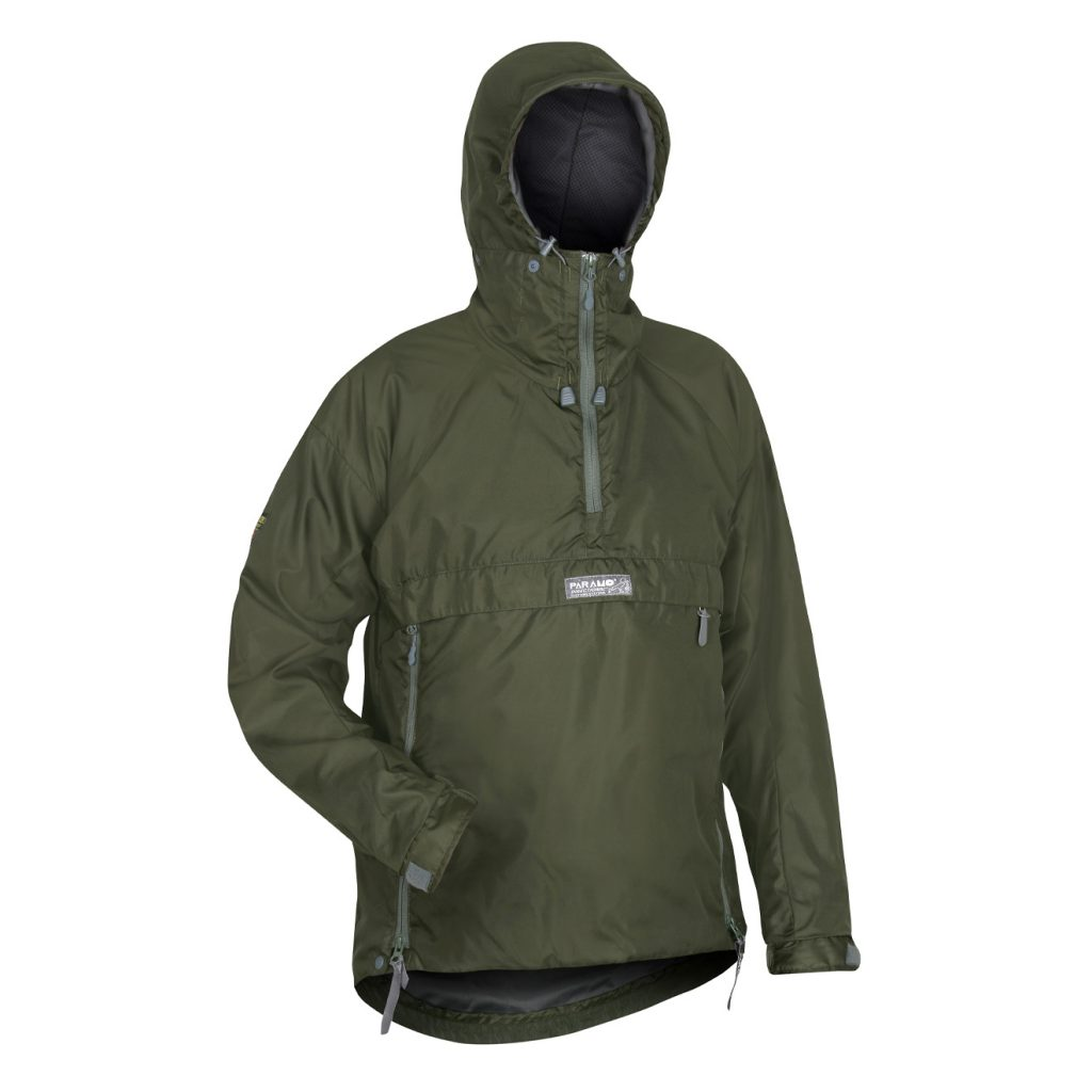 Paramo Velez waterproof hiking jacket