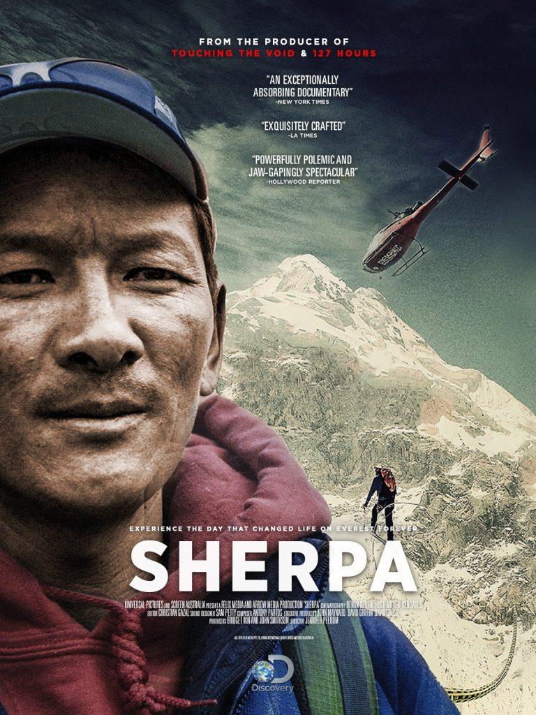 Sherpa Mountain movie - mountaineering movies on NEtflix