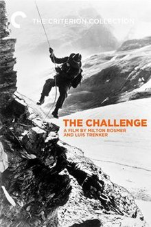 The Challenge Mountain Movie - Youtube mountaineering movies