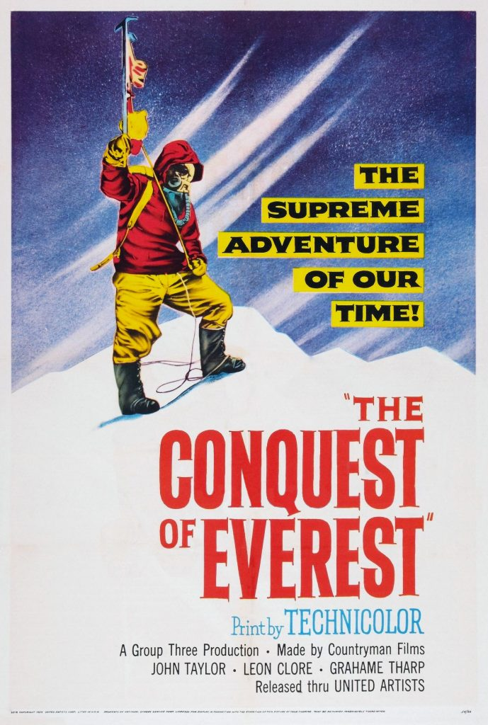 The Conquest of Everest mountain Film
