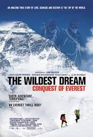 The Wildest Dream Everest Movie