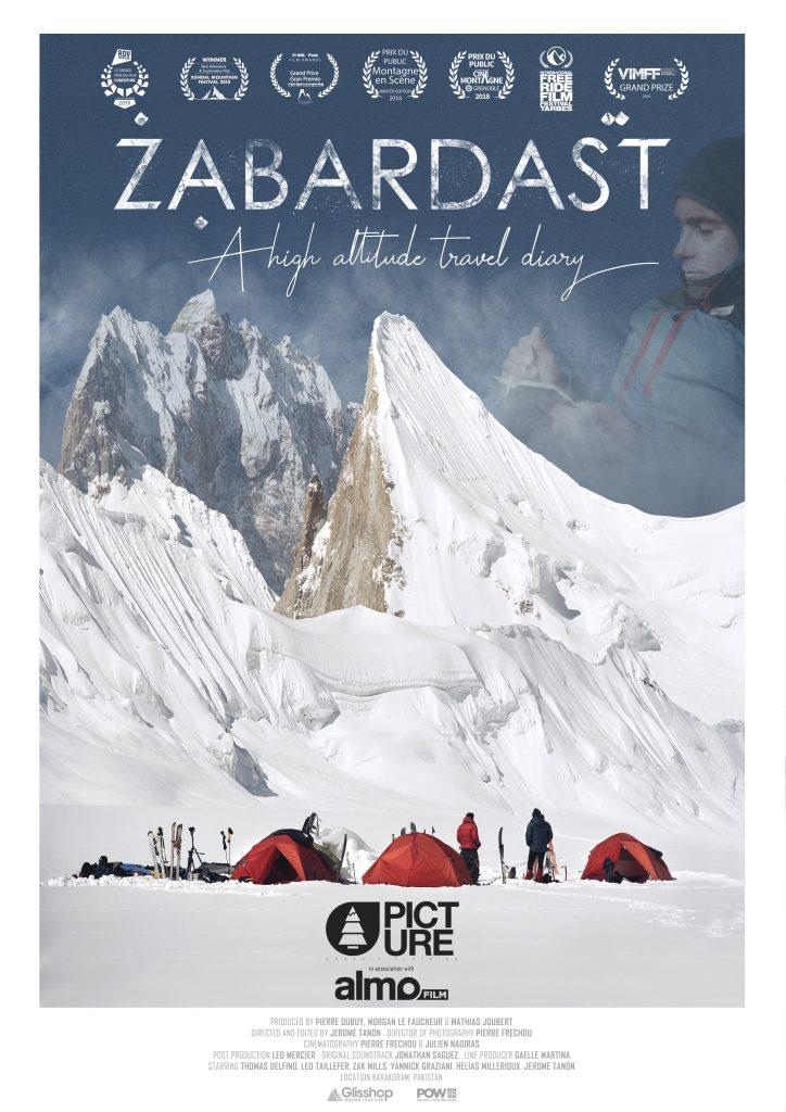 Zabardast Mountaineering film on YouTube