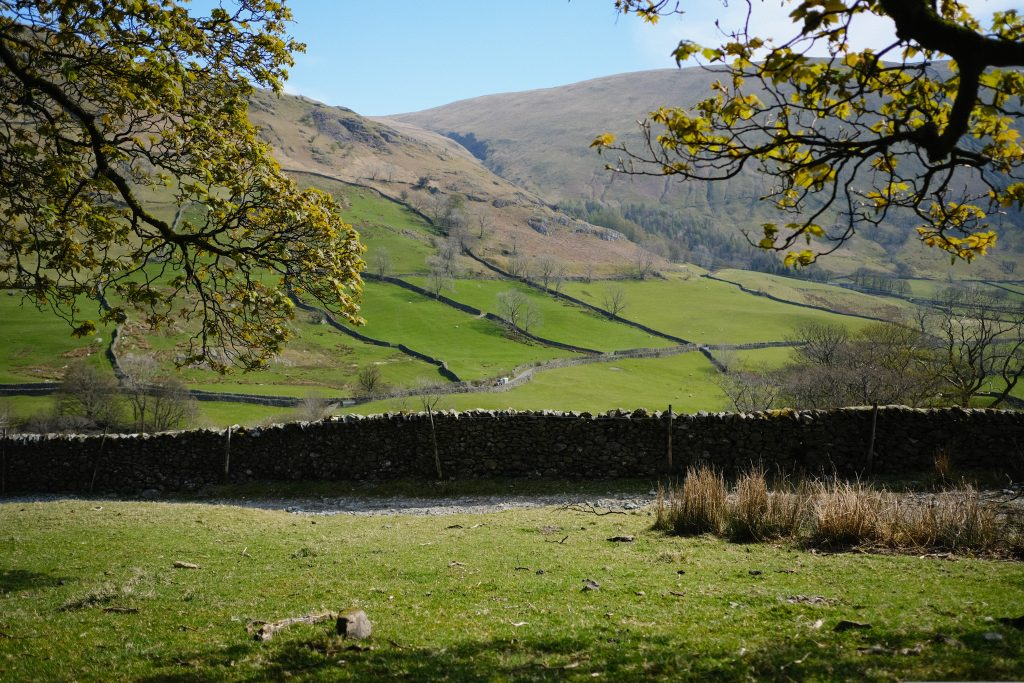 Lake District countryside