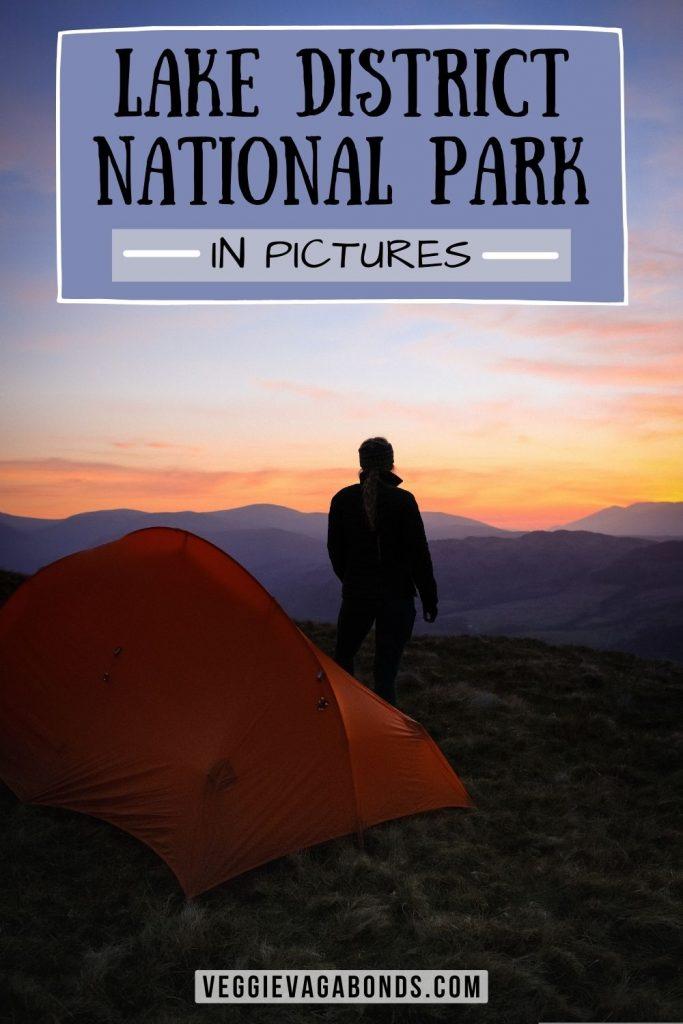 Lake District National Park pin