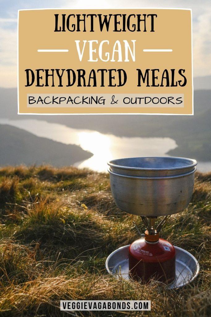 Vegan Dehydrated Meals