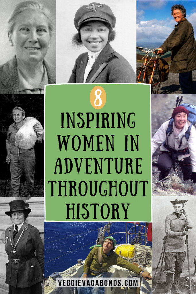 Historical Inspiring Women in Adventure