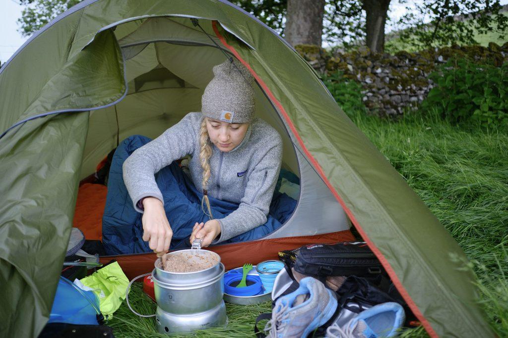 bike camping recipes