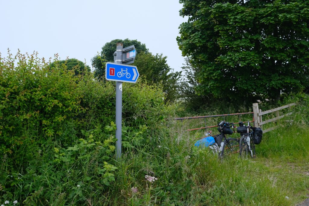 UK National Cycle Route 1