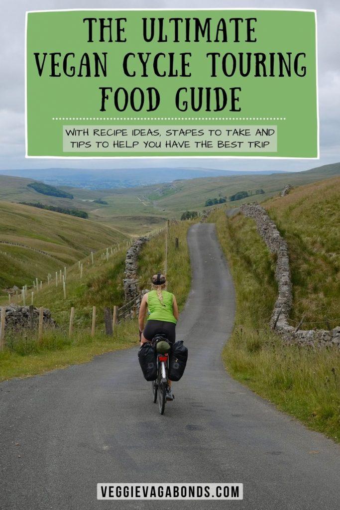 Vegan Cycle Touring Food