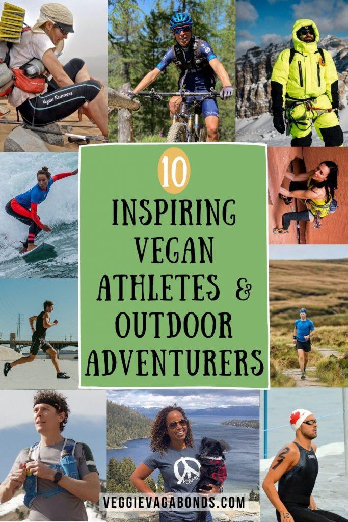 Inspiring Vegan Athletes