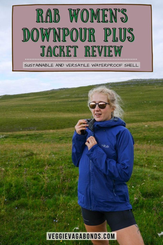 Rab Women's Downpour Plus Jacket Review