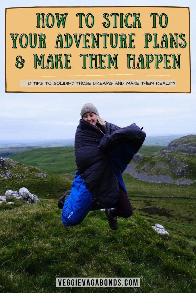 Make your adventure happen